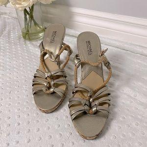 Michael Kors High Heels (size 8.5 -9)